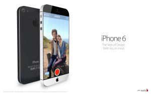 iPhone 6 mockup designs