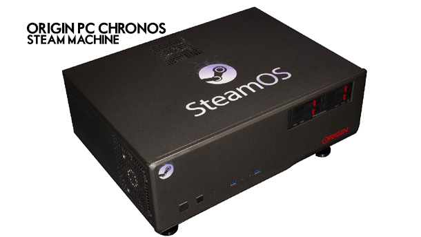 "Origin PC – ""Chronos"" Steam Machine"