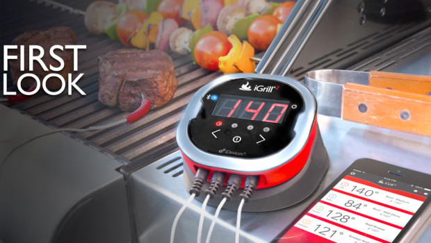 iGrill2 Bluetooth Smart Meat Thermometer