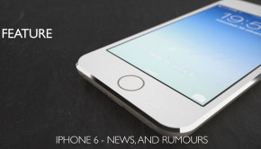 Apple iPhone 6 render