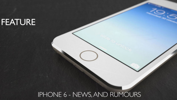 Apple iPhone 6 render