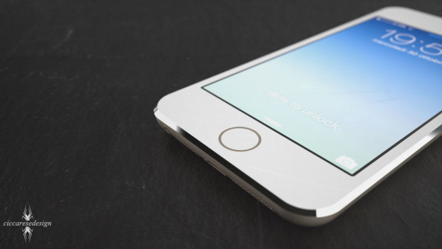 iPhone 6 render by Frederico Ciccarese, image 3 front end