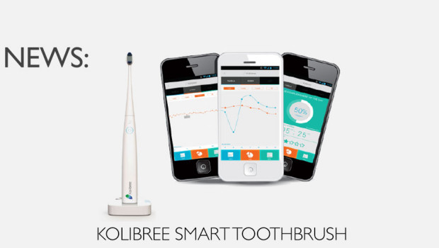 Kolibree Smart Toothbrush