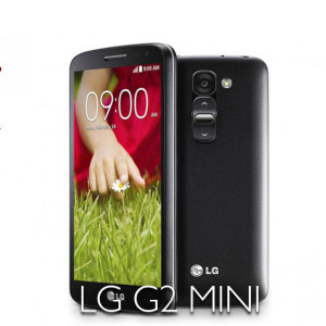 LG G2 Mini Revealed