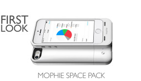 Mophie Space Pack for the iPhone 5S