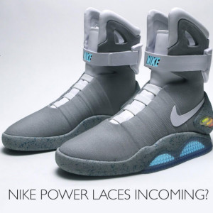 Are Nike Power Laces coming next year?
