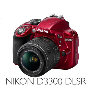 Nikon D3300 DSLR First look