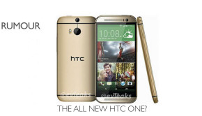is this The All New HTC One