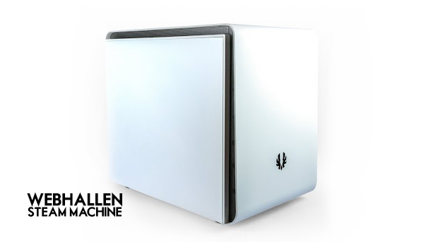 Webhallen Steam Machine