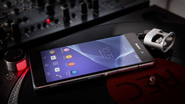 Sony Xperia Z2 in the wild